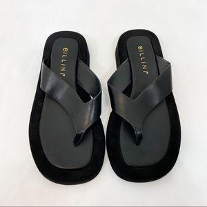 Black Billini yogi sandals